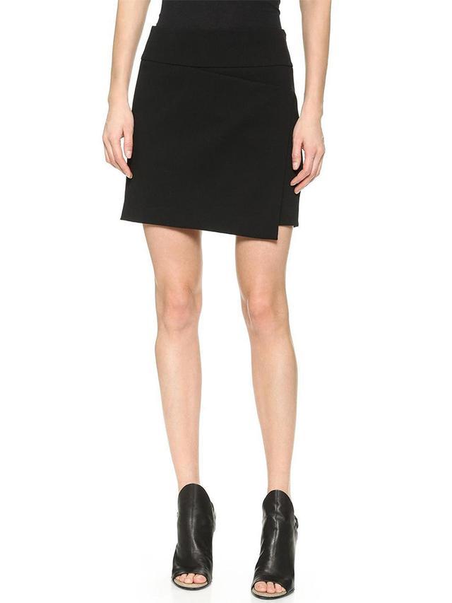 Vince Asymmetric Skirt