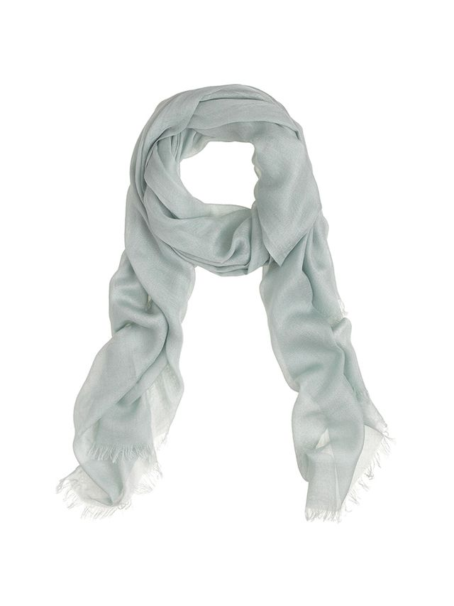 J.Crew Refined Silk-Cashmere Wrap
