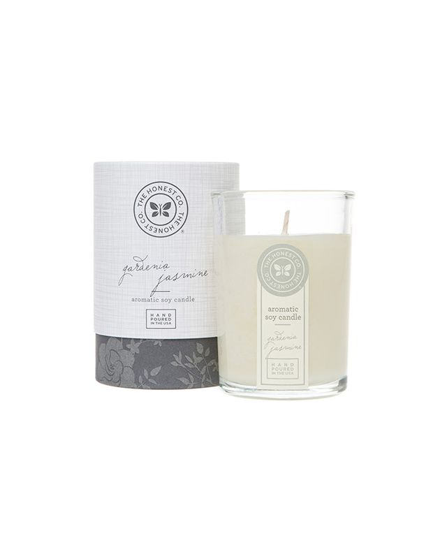 The Honest Co. Gardenia Jasmine Aromatic Soy Candle