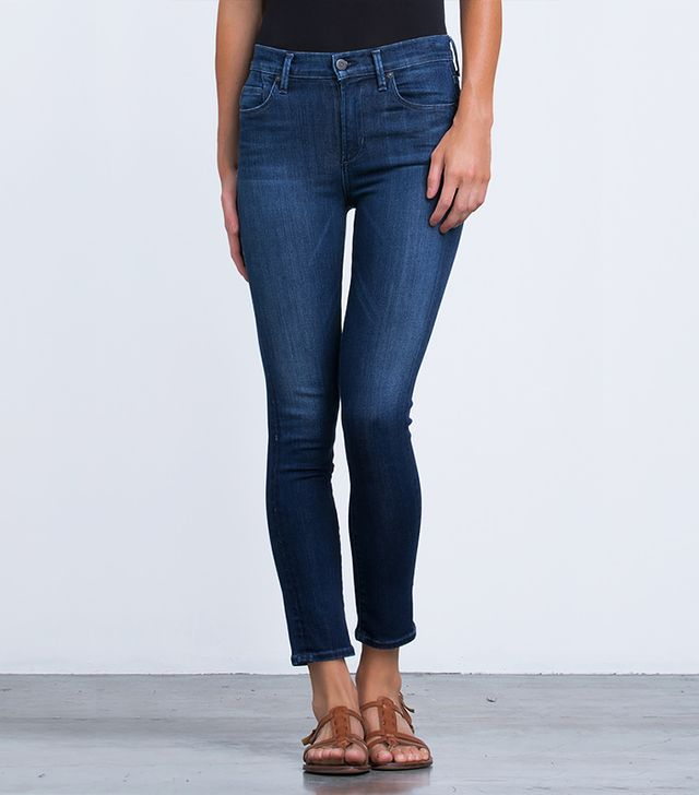 Citizens of Humanity Rocket High Rise Crop Skinny Jeans