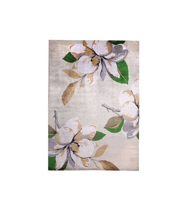 Vivienne Westwood for The Rug Company Magnolia Ice Silk Rug