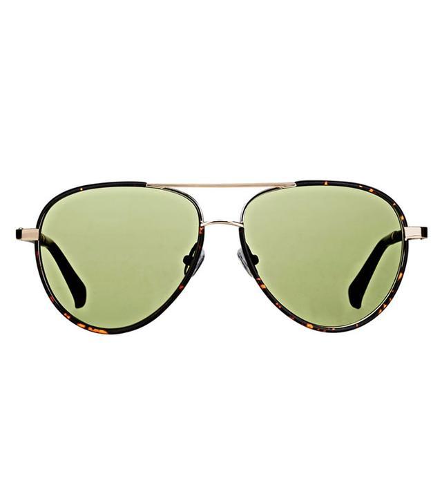 The Row Aviator Sunglasses