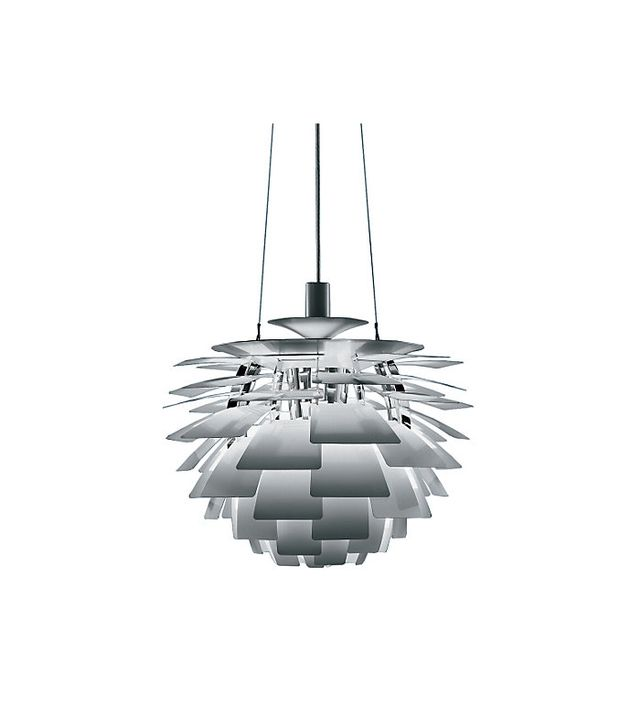 Poul Henningsen for Louis Poulsen Lighting Artichoke Lamp, Stainless Steel
