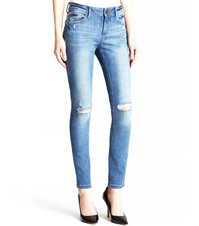 DL 1961 Florence Instasculpt High Rise Skinny Jeans