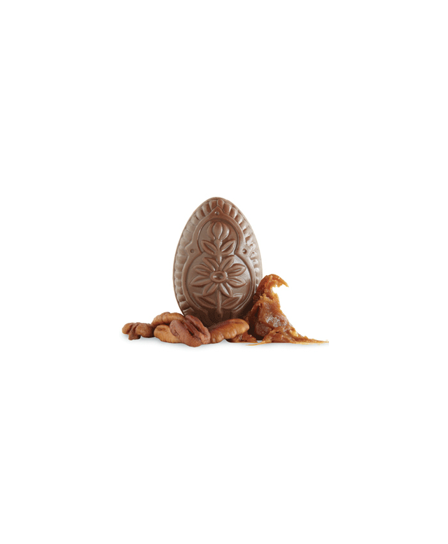 Vosges The Goose's Golden Organic Caramel Egg