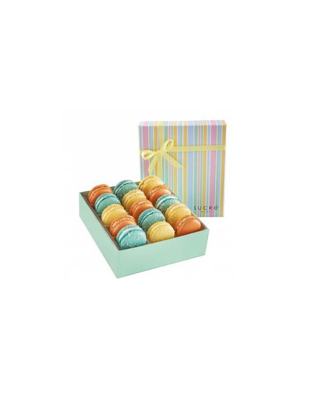 Sucre 15-Piece Easter Macaron Collection