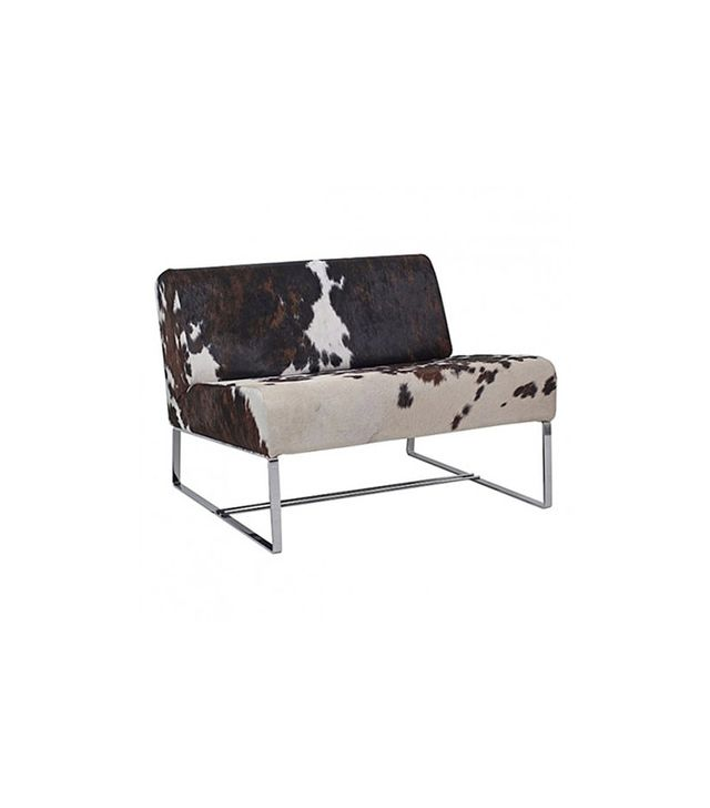 Cantoni Allure Cowhide Lounge Chair