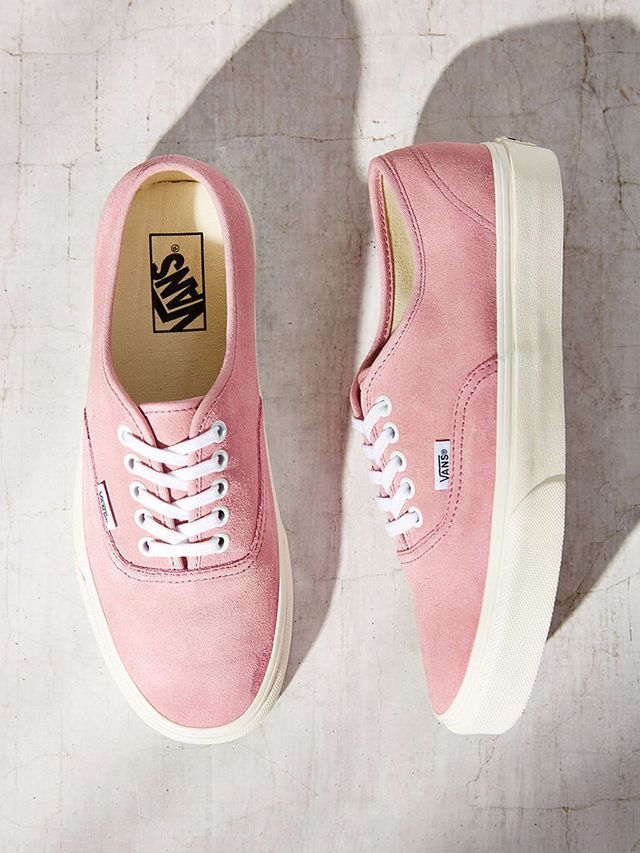 Vans Authentic Vintage Suede Sneakers