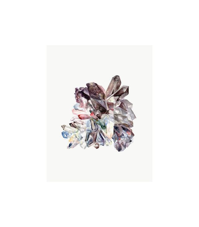 """""""Light Smokey Quartz"""" by Lara Meyerratken"""