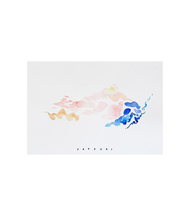 """""""Rising Sun"""" by Satsuki Shibuya"""