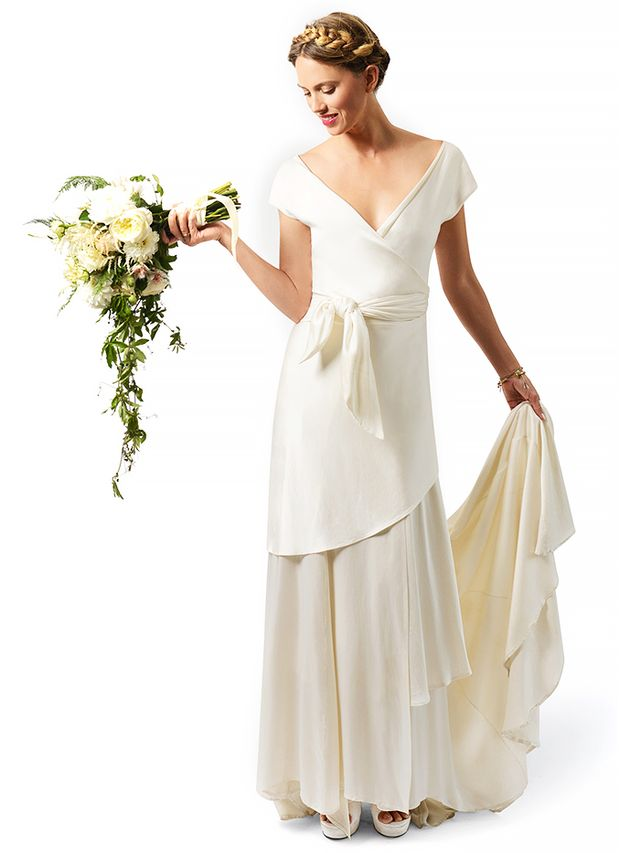 Stone Fox Bride Cortana Cristal Gown