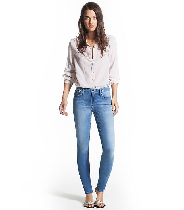 Genetic Los Angeles Stem Skinny Jeans