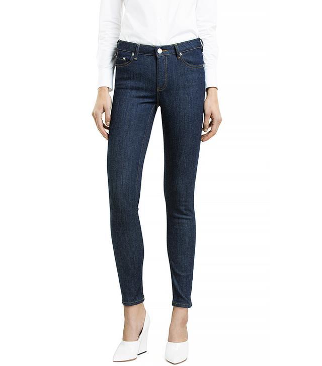 Acne Studios Skin 5 Raw Reform Jeans