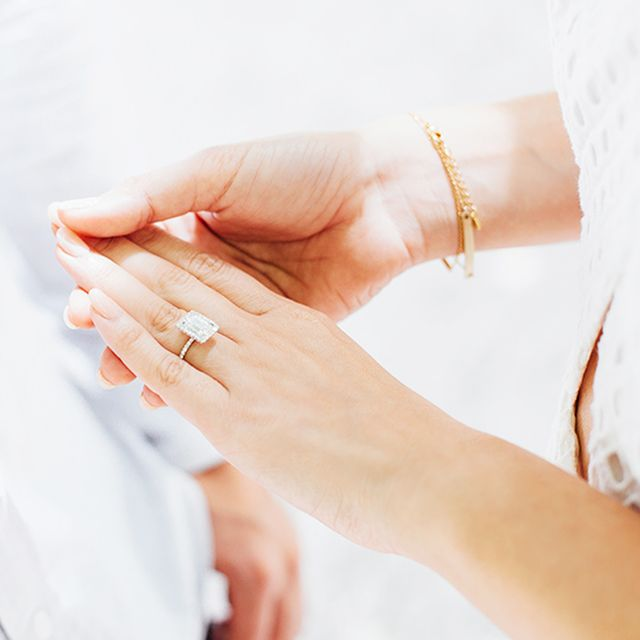 9 Fashion Bloggers With the Prettiest Engagement Rings