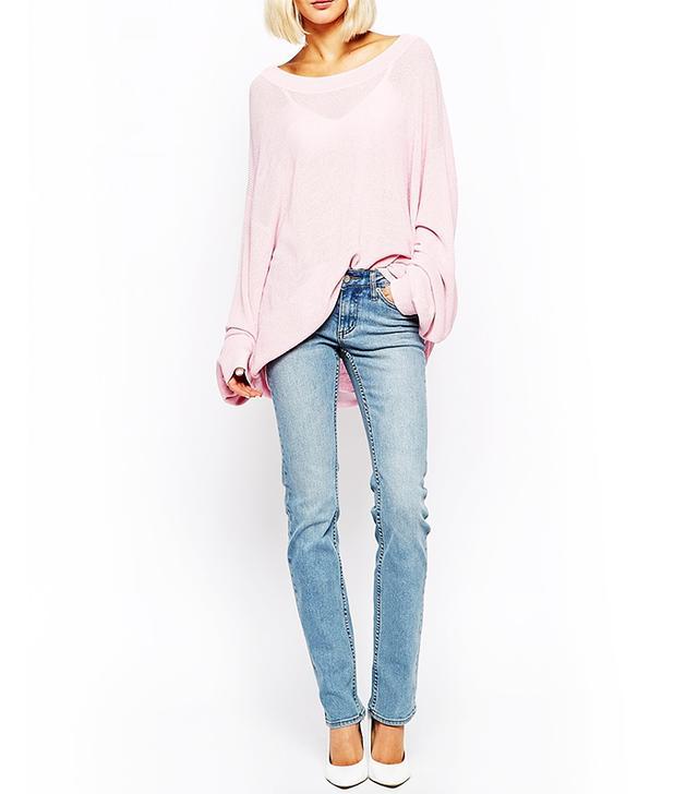 Cheap Monday Prime Straight Leg Jeans