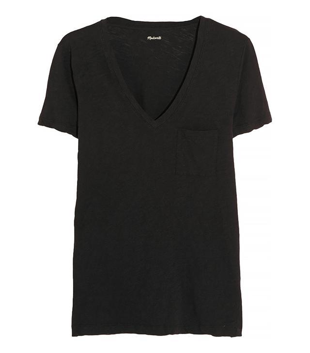 Madewell Slub Cotton T-Shirt
