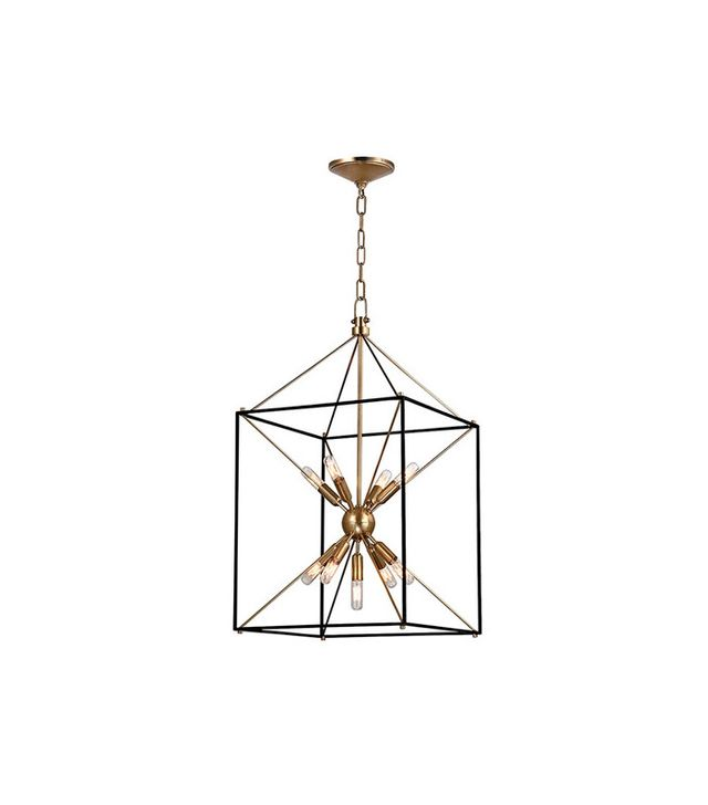 Hudson Valley Lighting Glendale 9 Light Foyer Pendant