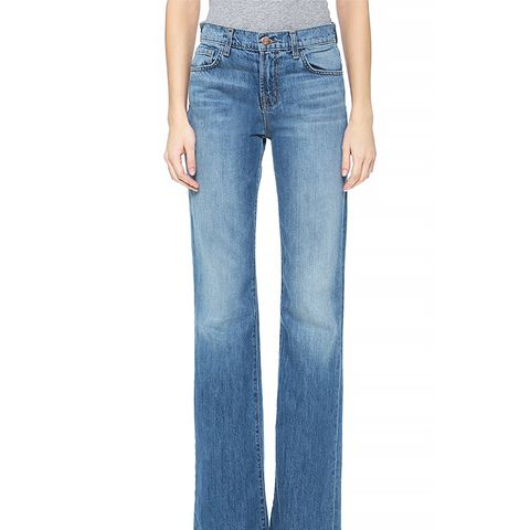 Sabine High Waisted Flare Jeans