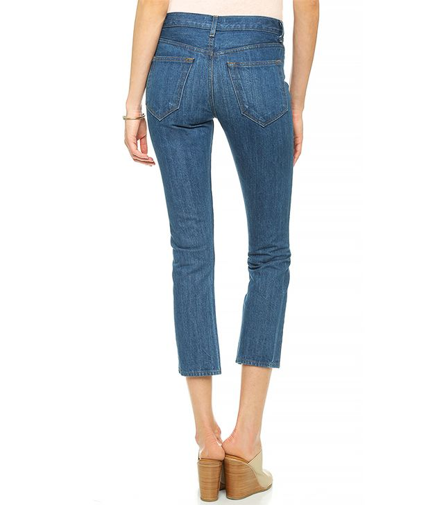 Crippen 70 High Rise Straight Jeans
