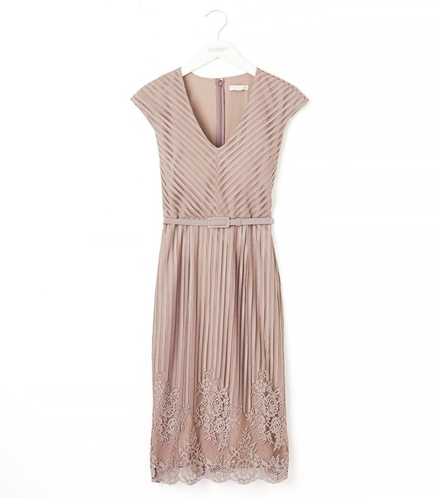 Eva Mendes Collection Carmen Lace-Trim Dress