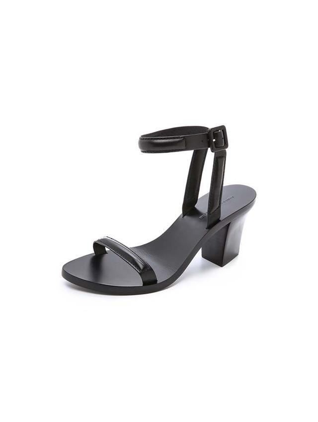 Alexander Wang Ilva Ankle Strap Sandals