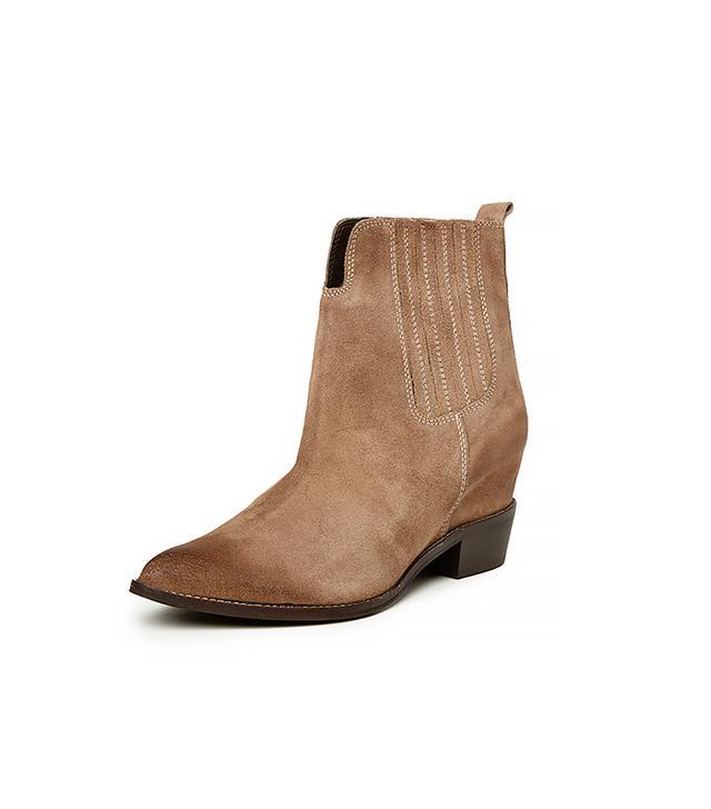 Matisse Meyer Western Suede Boots