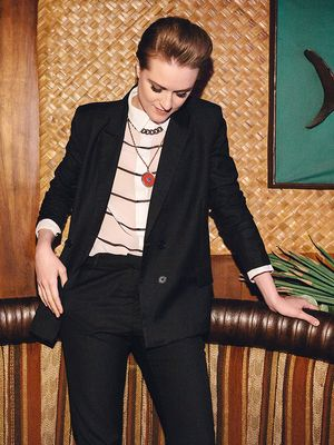 Exclusive: Evan Rachel Wood on Mastering the Tomboy Look