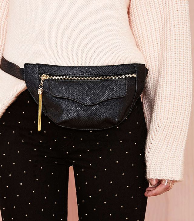 Nasty Gal Cold Blooded Fanny Pack