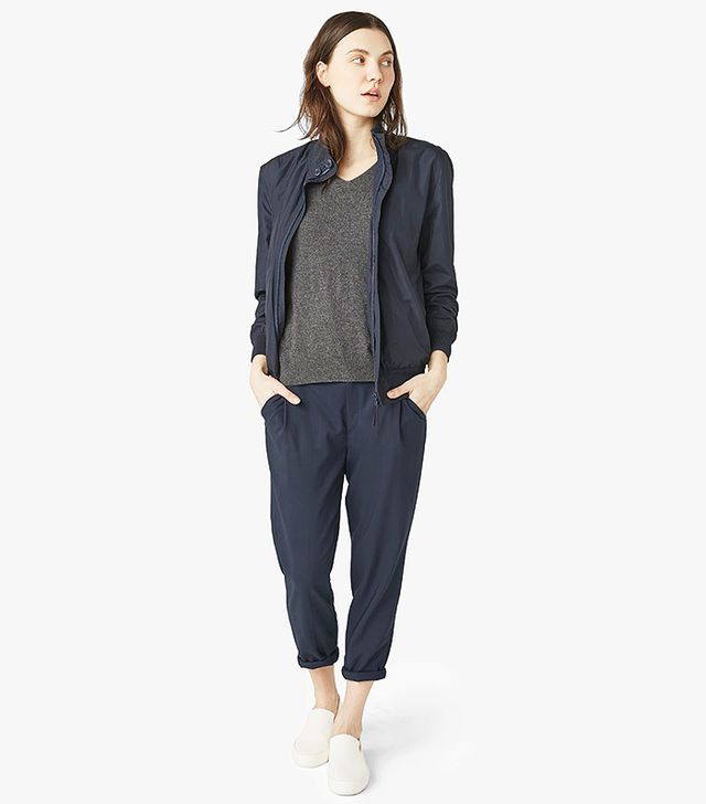 Everlane The Slouchy Trousers