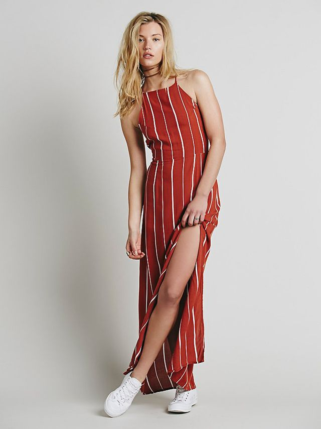 Faithfull Hey Beau Maxi Dress