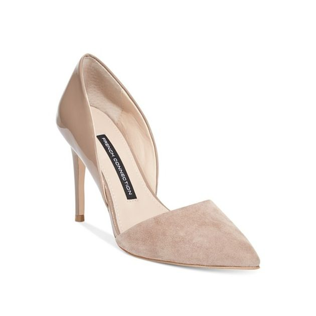 French Connection Elvia Pumps in Hazelwood