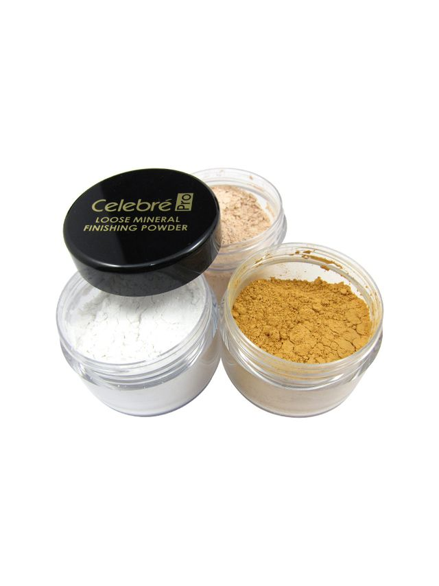 Celebré Pro HD Loose Mineral Finishing Powder