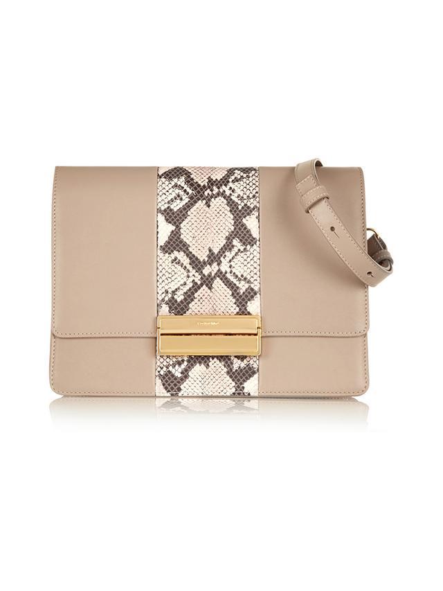 See By Chloe Kristen Leather Shoulder Bag