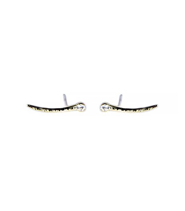 Eleanor Kalle The Crawler Earrings