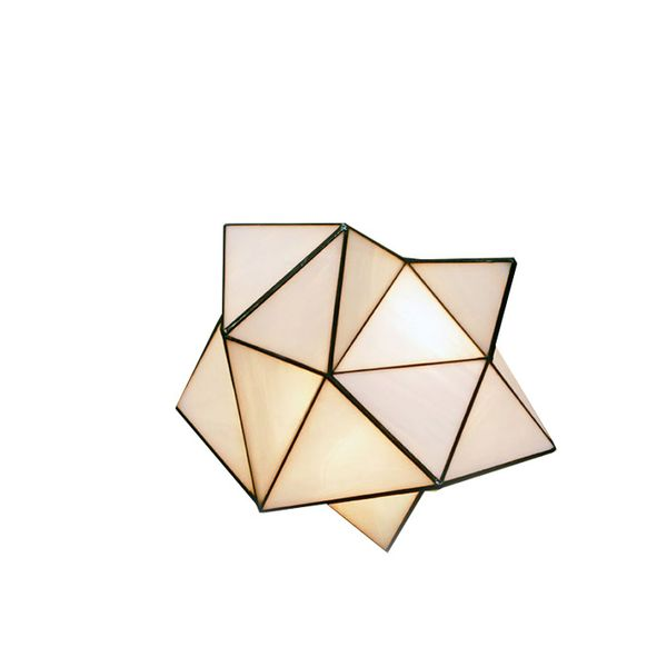 Jason Koharik Geo Glass Sconce