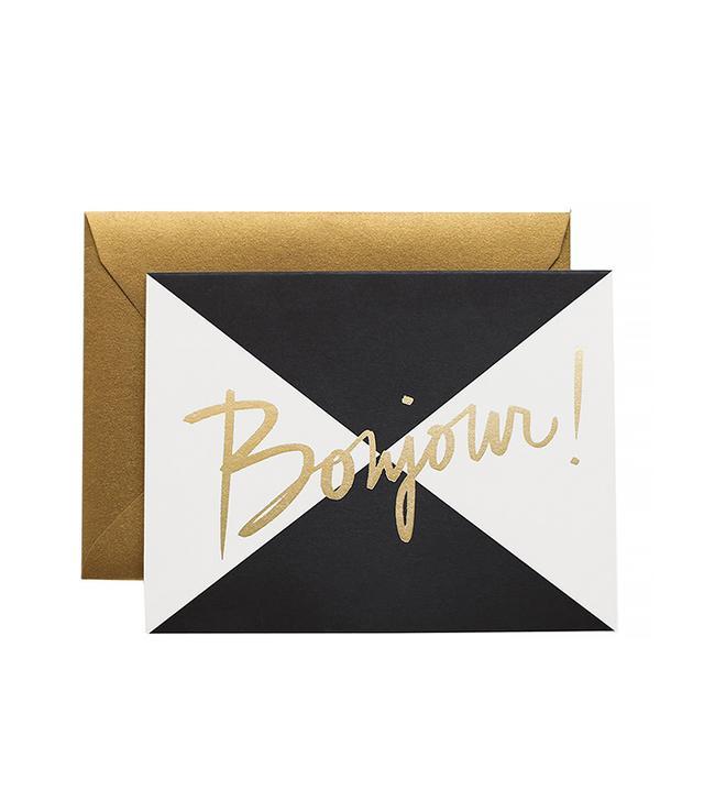Garance Doré Bonjour! Card Boxed Set
