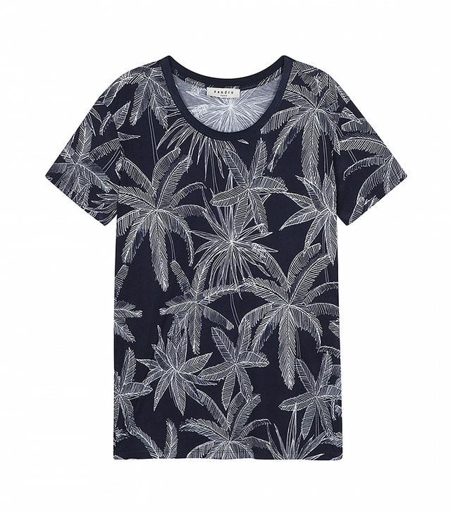 Sandro Tatou T-Shirt