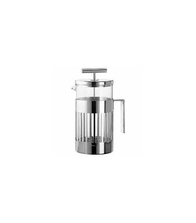Alessi Press Filter Maker for 8 cups
