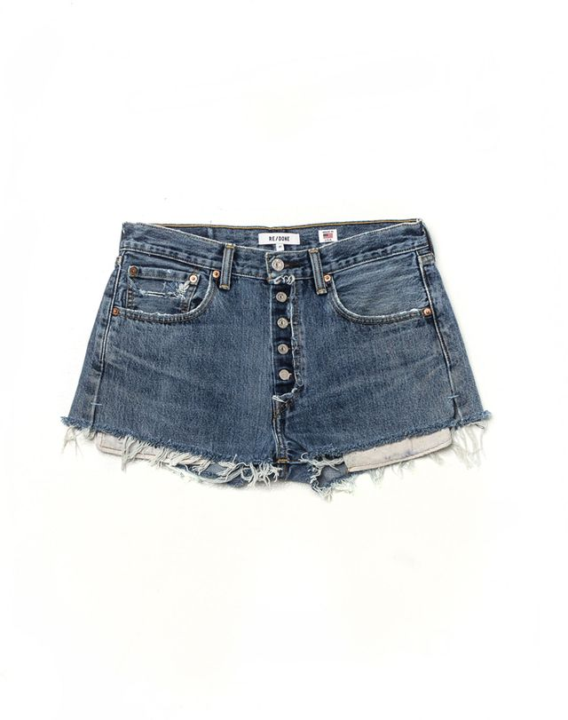 RE/DONE NO. 27TS11215 Shorts