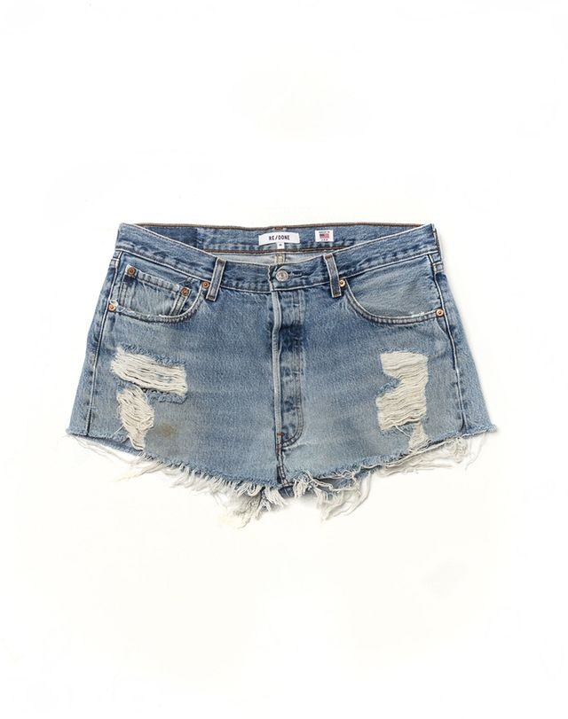 RE/DONE NO. 29TS11238 Shorts