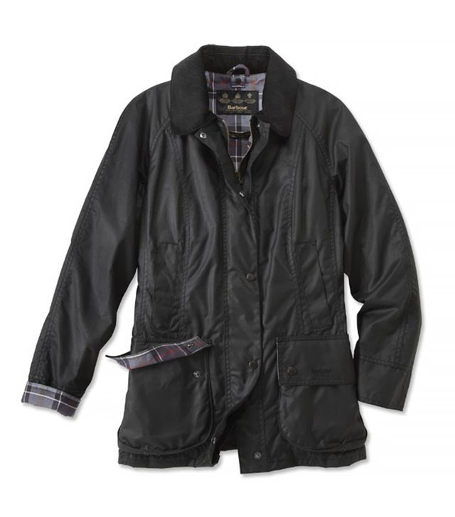 Barbour Women's Beadnell Jacket in Navy