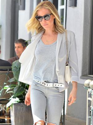 Look We Love: Kristin Cavallari's Tonal Off-Duty Outfit