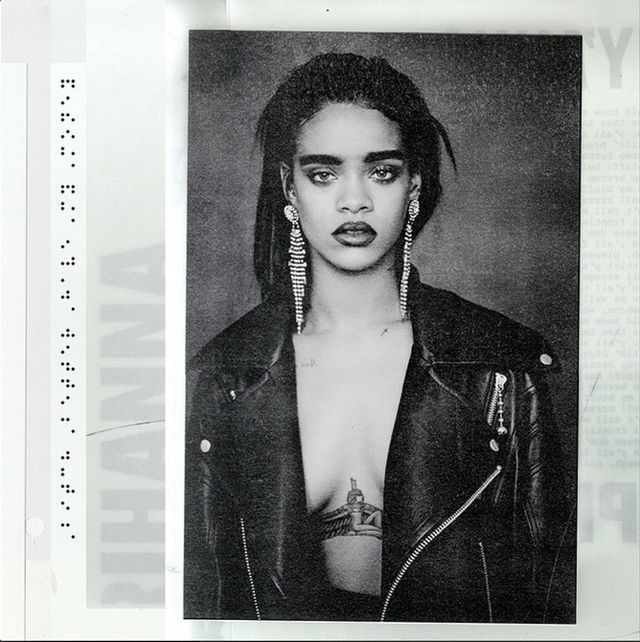 Whoa—Did Rihanna Just Start a New Brow Trend?