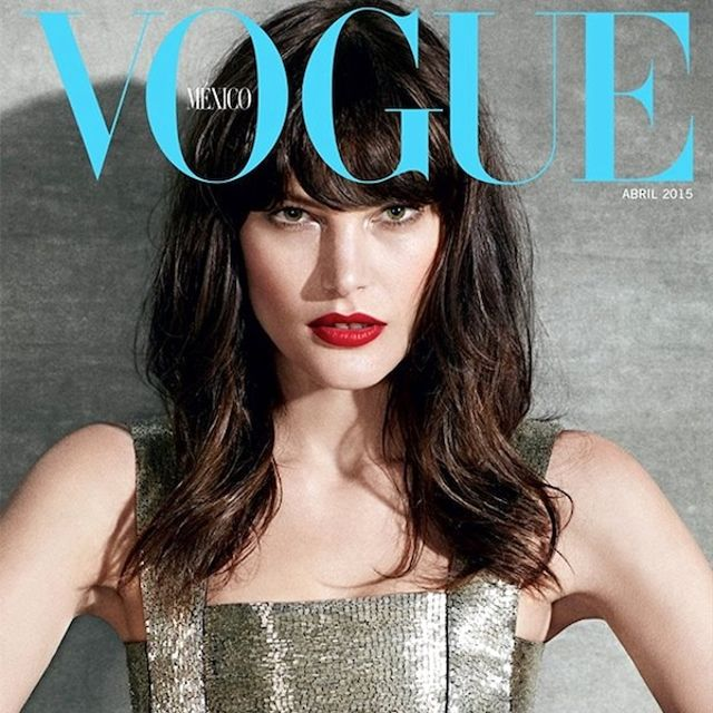 Model Cat McNeil Landed 3 Vogue Mexico Covers