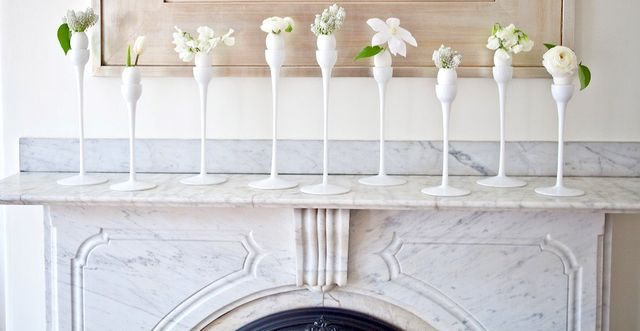 Candlestick Egg Vases