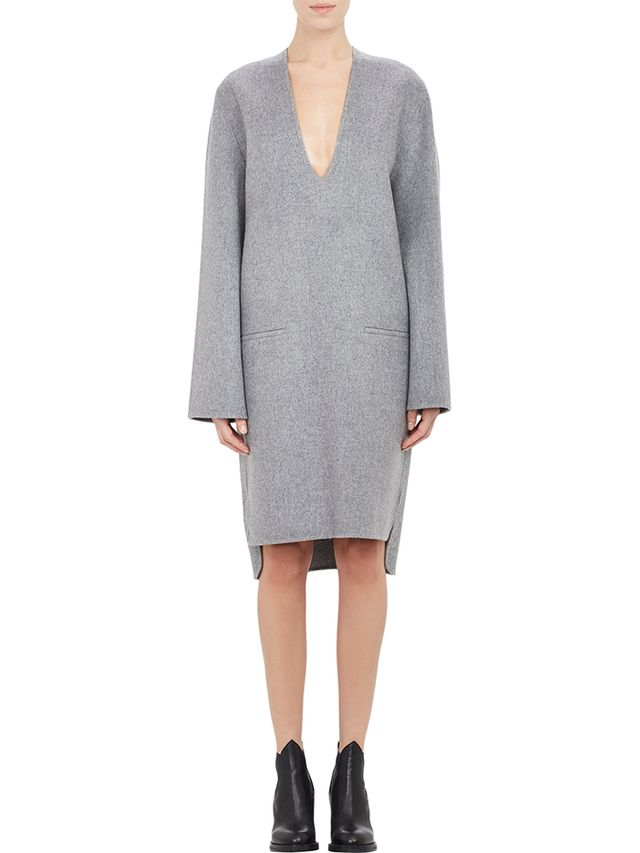 Acne Studios Brushed Melton Tunic