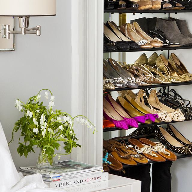 These Shoe Storage Hacks Are Beyond Genius