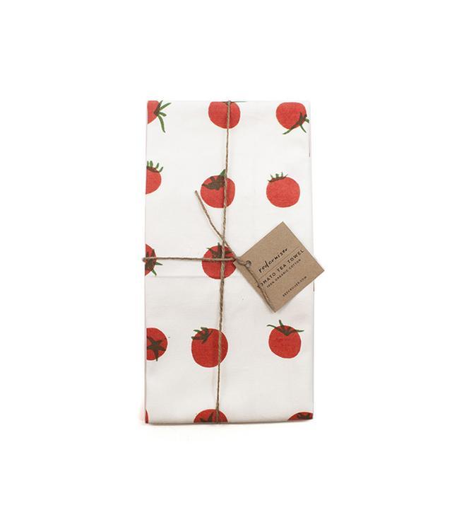 Redcruiser Tomato Tea Towel