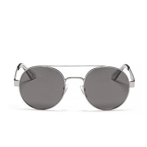 Matte Metal Sunglasses