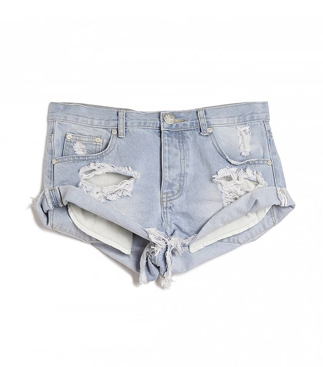 One Teaspoon Bandits Shorts